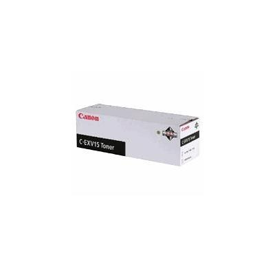 Canon C-EXV15 Toner - Zwart