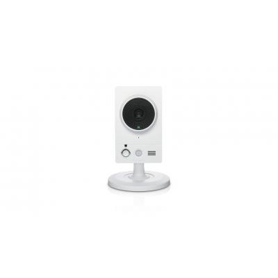 "D-link beveiligingscamera: IP, 1/2.7"" CMOS, Full HD, 10x Digital Zoom, Day/Night, Micro SD, 1 x 10/100 BASE-T RJ-45, ....."