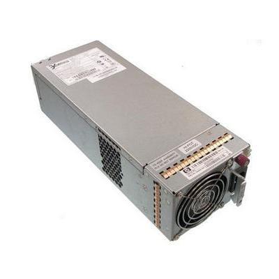 Hp Computerkast onderdeel: 595W AC Power Supply for StorageWorks P2000 Refurbished - Zilver (Refurbished ZG)