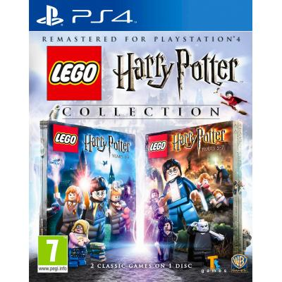 Warner bros game: LEGO Harry Potter 1-7 Collection  PS4