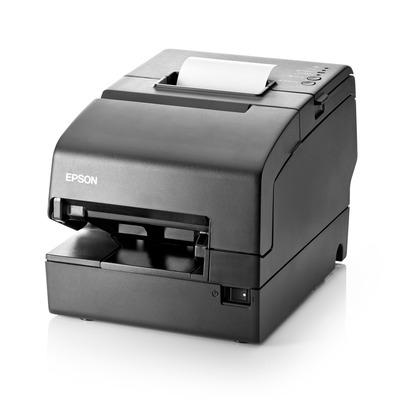 HP Epson TM-H600IV PUSB Pos bonprinter - Zwart