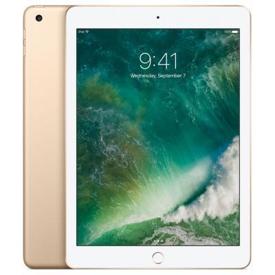 Apple tablet: iPad WiFi 128 GB Gold - Goud