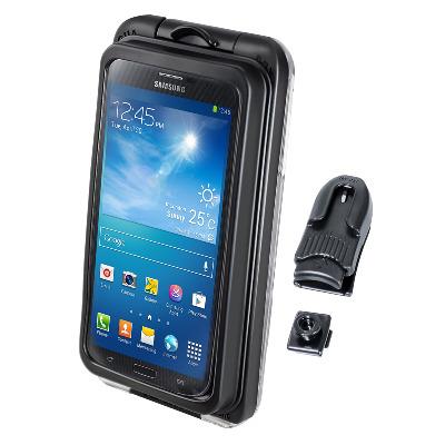 RAM Mounts RAM-HOL-AQ7-2NLU Mobile phone case - Zwart, Transparant