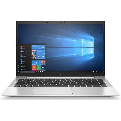 """HP EliteBook 840 G7 14"""" i7 8GB 256GB Laptop - Zilver"""