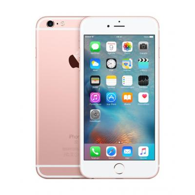 Apple smartphone: iPhone 6s Plus 128GB Rose Gold - Roze goud