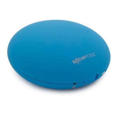 Boompods draagbare luidspreker: downdraft - Blauw