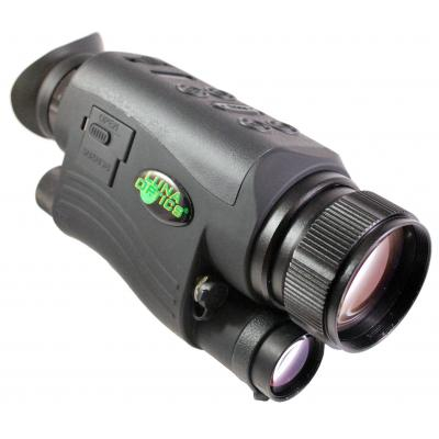 LUNA OPTICS CMOS, 20x Magnification, 2xLithium CR123, 3V, 80x63x170mm, 400g, Black - Zwart