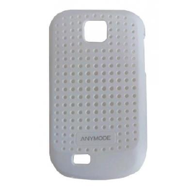 Anymode apparatuurtas: Cool Case voor Galaxy Mini (Wit)