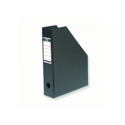 Elba brievenbak: Tijdschriftcassette A4 PVC zwart