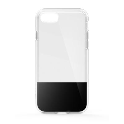 Belkin SheerForce Mobile phone case - Zwart, Doorschijnend