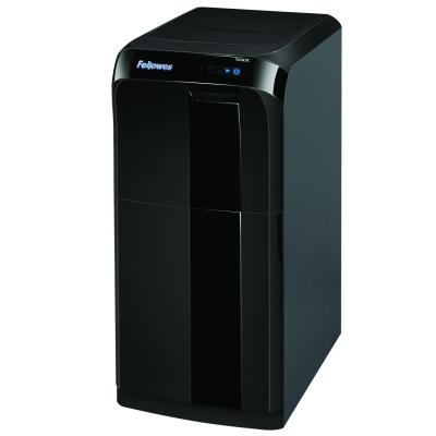 Fellowes papierversnipperaar: AutoMax 500C - Zwart