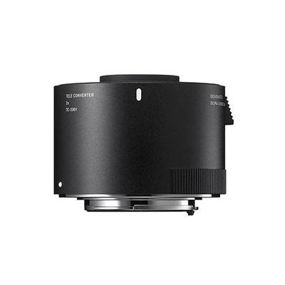 Sigma TC-2001 Lens adapter - Zwart