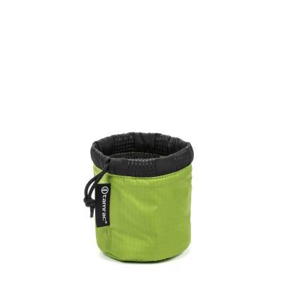 Tamrac apparatuurtas: Goblin Lens Pouch 0.7 - Zwart, Groen
