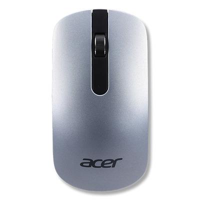 Acer NP.MCE11.00D Computermuis - Zilver