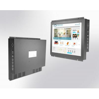 """Winsonic IP65 front Chassis Mount, 43.18 cm (17"""") LCD monitor, 1280 x 1024, LED 1000 nits, VGA input Public ....."""
