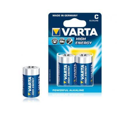 Varta batterij: -4914/2B - Blauw, Zilver