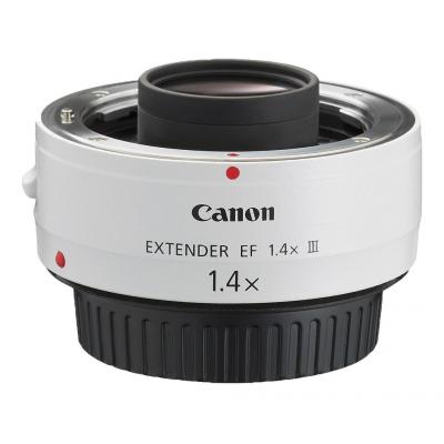 Canon camera lens: EF 1.4x III - Wit
