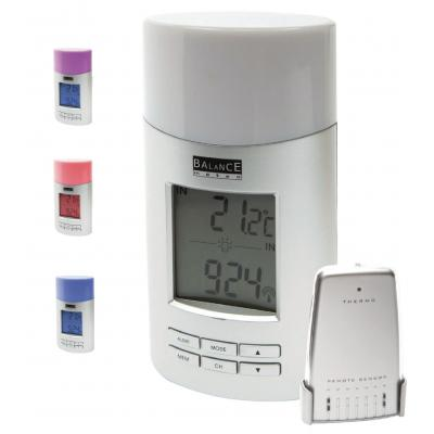 Balance product: Weerstation / thermo-light