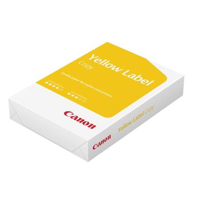 Canon Yellow Label Papier - Wit