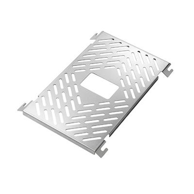 Chief 1' x 2' AV Component Shelf - Zilver