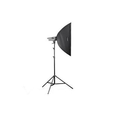 Walimex photo studio equipment set: VE-150 - Zwart