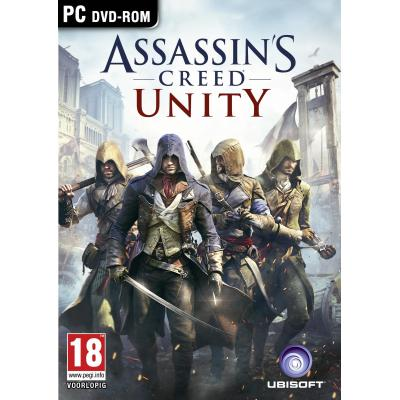 Ubisoft game: Assassin's Creed, Unity  (DVD-Rom)
