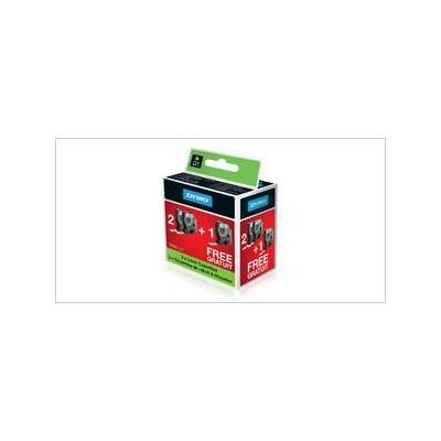 Dymo labelprinter: Bundel 2+1 D1 tape