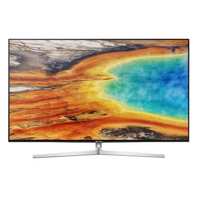 Samsung led-tv: 55MU8009 - Zilver