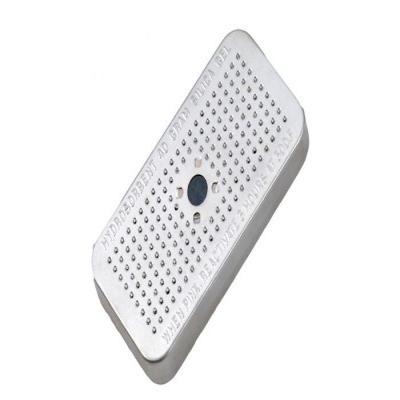 Peli case accessoire: Aluminium box + 40 g silica gel