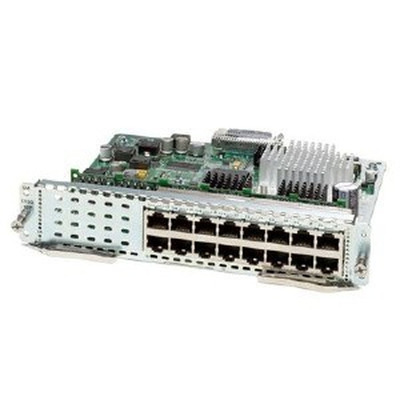 Cisco SM-ES2-16-P-RF interface hubs