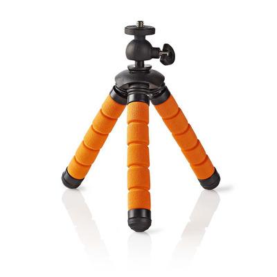 Nedis GPOD3000BK Tripod - Zwart, Oranje