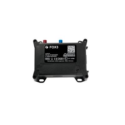 Lantronix FOX3-4GC4 EU GPS tracker - Zwart