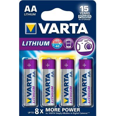 Varta batterij: Primary Silver V 23 GA