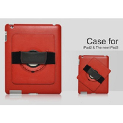 MicroMobile 360degrees Rotating Case Red Tablet case