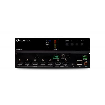 Atlona UHD-SW-52 Video switch - Zwart