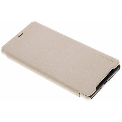 Sparkle Slim Booktype Sony Xperia XZ2 - Goud / Gold Mobile phone case