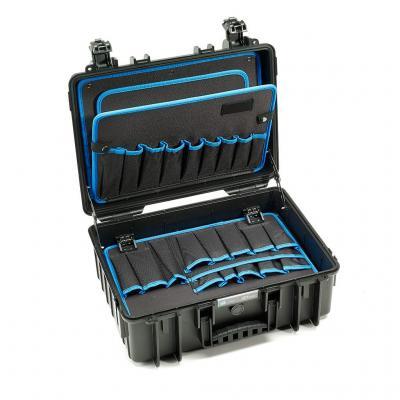 B&W JET 5000 - Zwart,Blauw