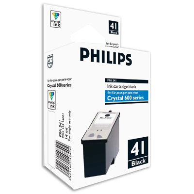 Sagem PFA 541 Inktcartridge - Zwart