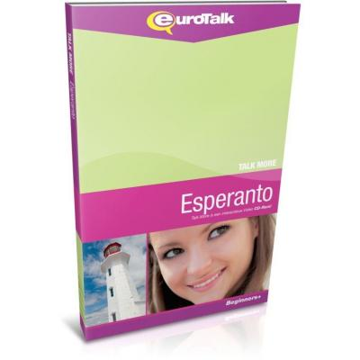 Eurotalk educatieve software: Talk More, Leer Esperanto (Beginner)