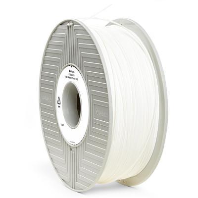 Verbatim 3D printing material: ABS-filament - Wit