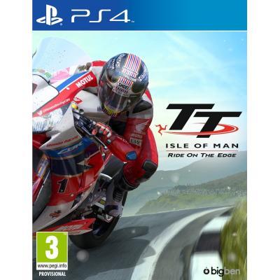 Bigben interactive game: TT Isle of Man: Ride on the Edge  PS4