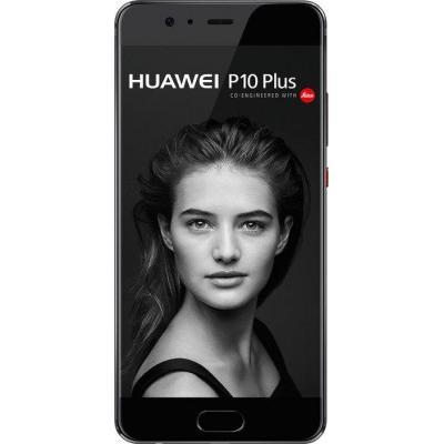 Huawei smartphone: P10 Plus - Zwart, Grafiet 128GB