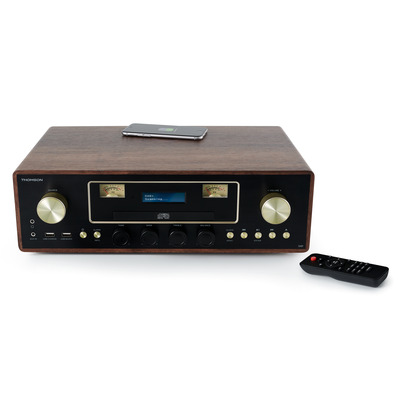 Thomson Lighting Thomson All In One System - Bluetooth/CD/MP3/USB/IND/Dab+ AV-receivers