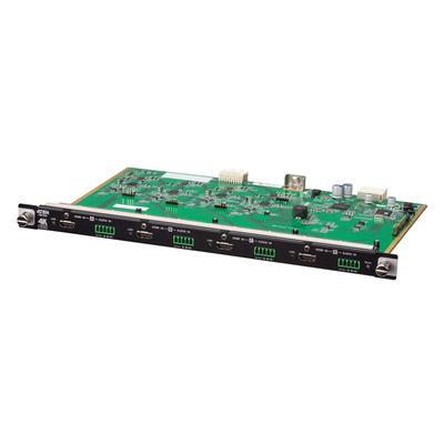 ATEN 4-Poorts True 4K HDMI-ingangskaart - Zwart