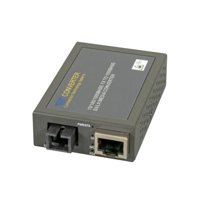 EFB Elektronik MCT-3002W2B-SM10 Media converter - Grijs