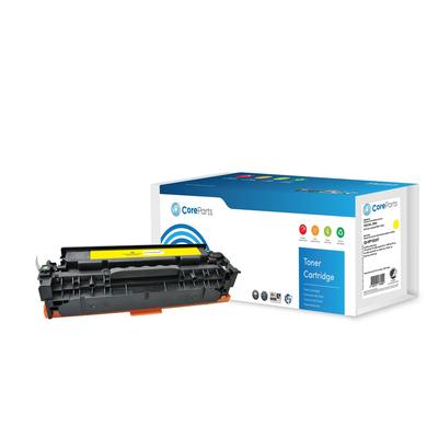 CoreParts QI-HP1024Y Toner - Geel