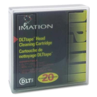 Imation reinigingstape: DLT Cleaning Cartridge - Beige