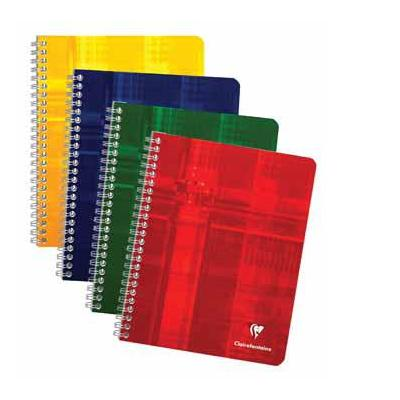 Clairefontaine belletering: BIC 4 COLOURS FASHION BLS 2+1