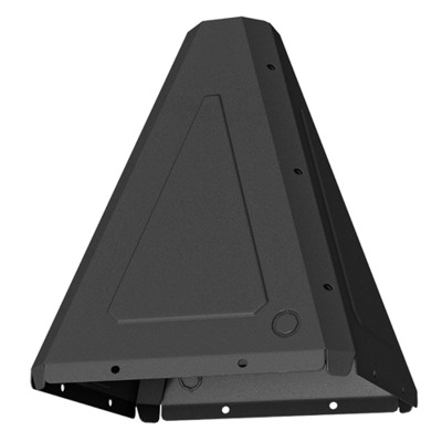 Chief Outdoor Plate Cover, 329.3 x 329.3 x 403.7 mm, Black - Zwart