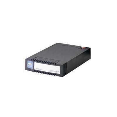Quantum RDX 500GB Cartridge, 25/45MB/s, 5000 load/unload, 550000h, 173g, Black Datatape - Zwart